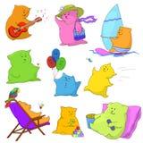 玩具熊,休息 免版税图库摄影