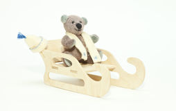 玩具熊 免版税图库摄影