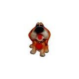 玩具狗 免版税图库摄影