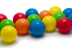 玩具球 免版税库存图片