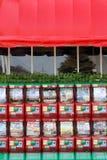 玩具自动售货机  免版税库存图片