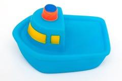 玩具船 免版税图库摄影