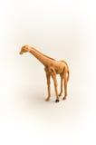 玩具长颈鹿 免版税库存照片