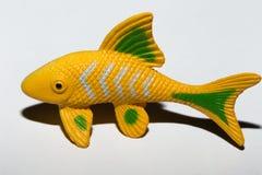 玩具鱼 免版税库存照片