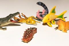玩具鱼 库存图片