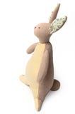 玩具,肥胖兔子 免版税库存照片