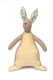 玩具,肥胖兔子 库存照片