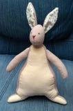 玩具,肥胖兔子 图库摄影