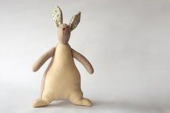 玩具,肥胖兔子 免版税图库摄影