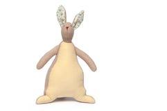 玩具,肥胖兔子 免版税库存图片