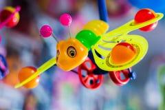 玩具蝴蝶 图库摄影