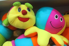 玩具 免版税库存图片