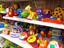 玩具 库存照片
