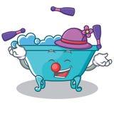 玩杂耍的泡影茶吉祥人动画片图片