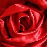 玫瑰色丝绸 图库摄影