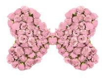 玫瑰花束-设计花卉题材的元素 免版税库存图片