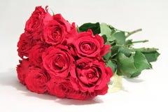 玫瑰花束 免版税库存照片