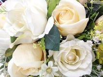 玫瑰花束 免版税图库摄影