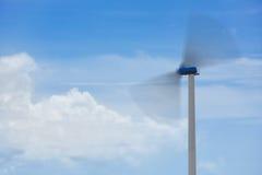 环保电力 免版税库存照片