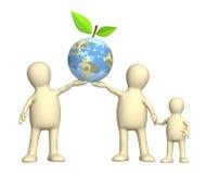 环境保护 免版税图库摄影