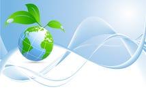 环境抽象的背景 免版税图库摄影
