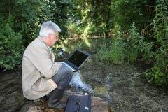 环境水 免版税库存图片