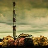 环境污染3 免版税库存图片