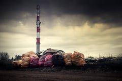 环境污染4 图库摄影