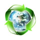 环境符号 免版税库存照片