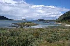 环境美化,阿根廷 免版税库存图片