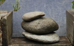 环境自然石头 库存照片