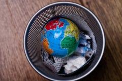 环境问题 免版税库存照片