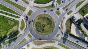 环形交通枢纽5 免版税图库摄影
