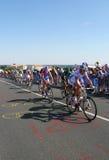 环法自行车赛阶段1 免版税图库摄影