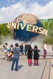 环球影业在大阪,日本 免版税库存图片