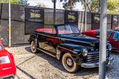 环球影业好莱坞公园,洛杉矶,美国 图库摄影
