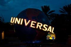 环球影业好莱坞在奥兰多 库存照片