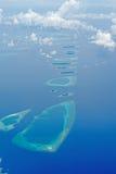 环礁 图库摄影