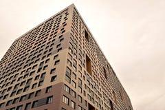现代住宅复合体 库存照片