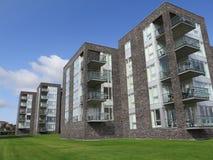 现代公寓单元 免版税库存图片