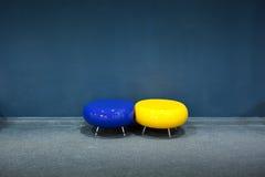 现代凳子样式 免版税图库摄影