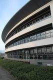 现代办公室在斯旺西,威尔士 图库摄影