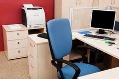 现代办公室 库存照片