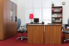 现代办公室 免版税库存图片