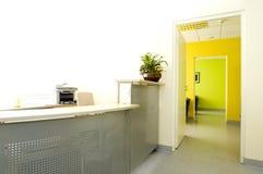 现代办公室 库存图片
