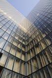 现代办公楼结构 库存图片