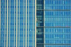 现代办公楼 免版税库存照片