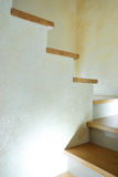 现代台阶 库存照片