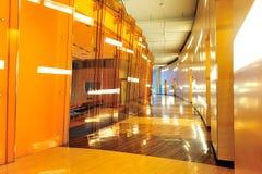 现代大厦内部 库存图片