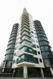 现代大厦的商业 图库摄影